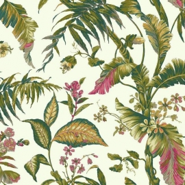 York Wallcoverings Ashford Tropics behang AT7092 Fiji Garden