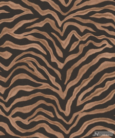 Noordwand Natural FX behang G67490 Zebra