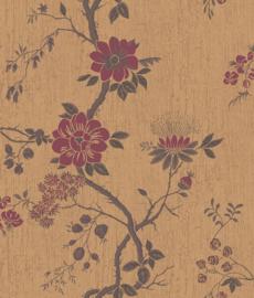 Cole & Son Botanical behang Camellia 115/8027