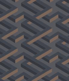 Cole & Son Geometric II behang Luxor 105/1001