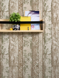 AS Creation Neue Bude 2.0 behang Hout 36119-2