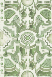 Cole & Son Botanical behang Topiary 115/2005
