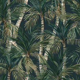 Dutch Eden behang Palm M37914