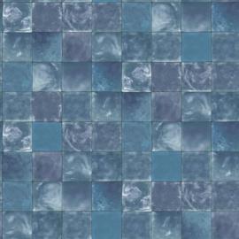 Noordwand Evergreen behang Tegels 7347