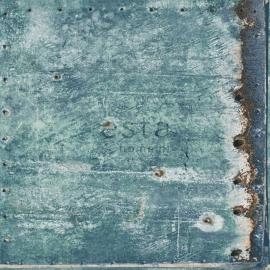 Esta Home Vintage Rules! behang 138220