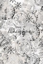 Behangexpresse COLORchoc Wallprint Folky INK 6089