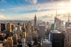 Papermoon Fotobehang New York City Skyline 97044