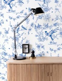 KEK Amsterdam Flora & Fauna behang Birds & Blossom WP-378