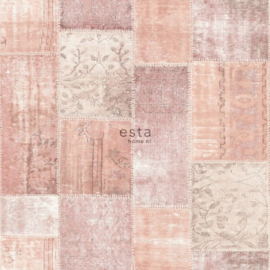 Esta Home Boho Chic Patchwork behang 148651
