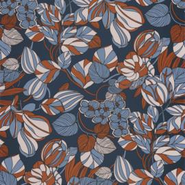 Casadeco 1930 behang Tulipe MNCT 85716414