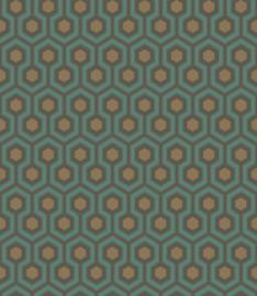 Cole & Son The Contemporary Collection behang Hicks' Hexagon 95/3018