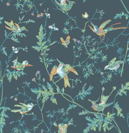 Cole & Son Icons behang Hummingbirds 112/4014