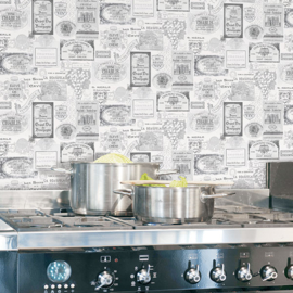 Noordwand Kitchen Recipes behang G12284