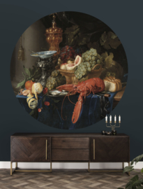 KEK Amsterdam Flora & Fauna behangcirkel Lobster CK-014