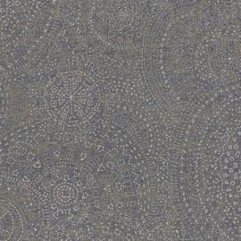 BN Grounded behang Mandala 220623
