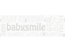 AS Creation Little Stars Babysmile behangrand 35848-2