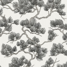 Dutch Wall Fabric behang Pine Tree WF121014