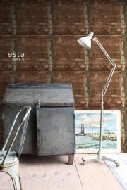 Esta Home Vintage Rules! behang 138221