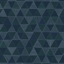 Khrôma Ombra behang Kona Sapphire OMB501