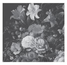 KEK Amsterdam Flora & Fauna behang Golden Age Flowers WP-592