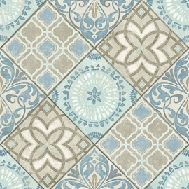 Dutch First Class Maui Maui behang Tile TP80305