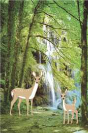 Eijffinger Wallpower Junior 364135 Deer Forest