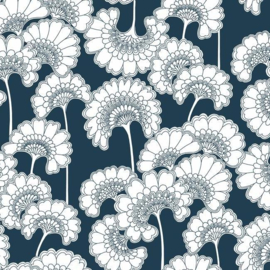 York Wallcoverings Florence Broadhurst behang Japanese Floral FB1465