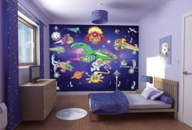 Walltastic 3D Alien Adventure