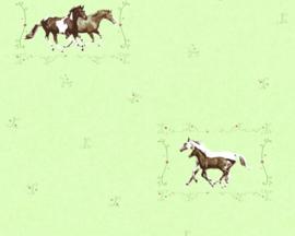 AS Creation Little Stars Paarden behang 35837-1