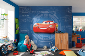 Disney/Pixar Fotobehang Cars3 Blueprint 8-488