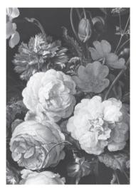 KEK Amsterdam Flora & Fauna behang Golden Age Flowers WP-585