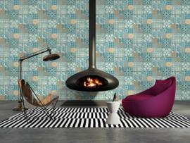 Living Walls Metropolitan Stories behang Anke & Daan Amsterdam 36923-3