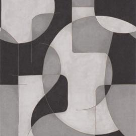 Casadeco Gallery behang Op'art GLRY 86099109