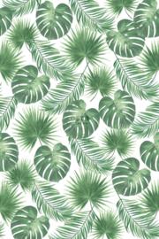 Esta Home Jungle Fever PhotwallXL Tropical Leaves 158897