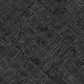 Origin Matières-Metal behang 337240