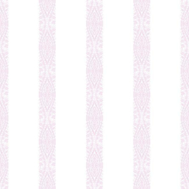 York Wallcoverings A Perfect World behang KI 0507 Ballerina Stripe