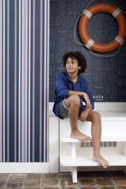 Esta Home Regatta Crew surf edition behang Surfboard 128871