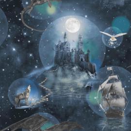 Arthouse Imagine Fun 2 Magical Kingdom behang 696100