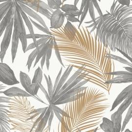 Dutch Wallcoverings Jungle Fever behang Wild Palms JF3601