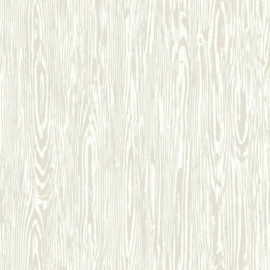 York Wallcoverings Ashford Whites behang SW7437 Timber