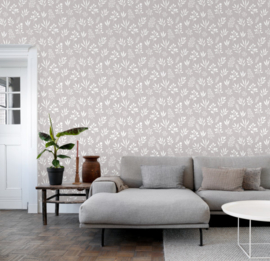 Esta Home Scandi Cool behang Bloemmotief 139084