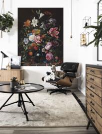 KEK Amsterdam Flora & Fauna behangpaneel Golden Age Flowers PA-018