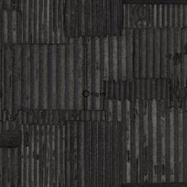 Origin Matières-Metal behang 347617