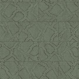 Origin Luxury Skins behang Tegels met Slangenprint 347787