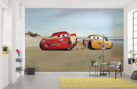 Disney/Pixar Fotobehang Cars Beach Race 8-4100