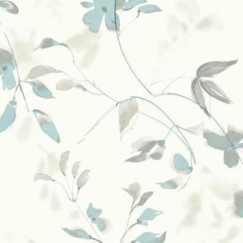 York Wallcoverings Candice Olson Tranquil behang Linden Flower SO2441