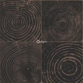 Origin Matières-Wood behang 347550