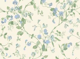 Cole & Son Botanical behang Sweat Pea 100/6031