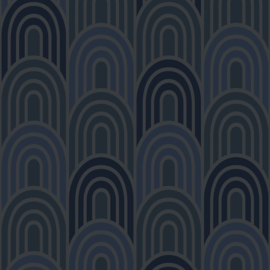 Hookedonwalls Bohème behang Art Deco BO23052