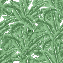 Esta Home Jungle Fever behang Bananenbladeren 138984